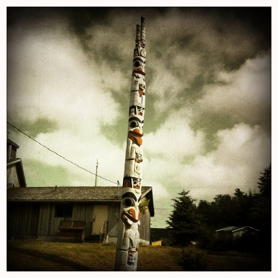 Haida Gwaii: a land of carved poles, warm people and abundant seafood.