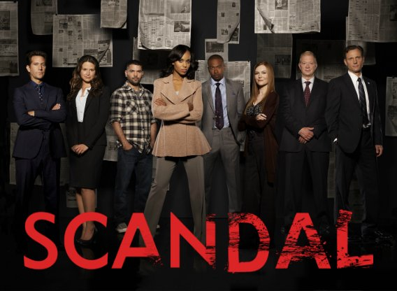 Scandal: What I'm watching