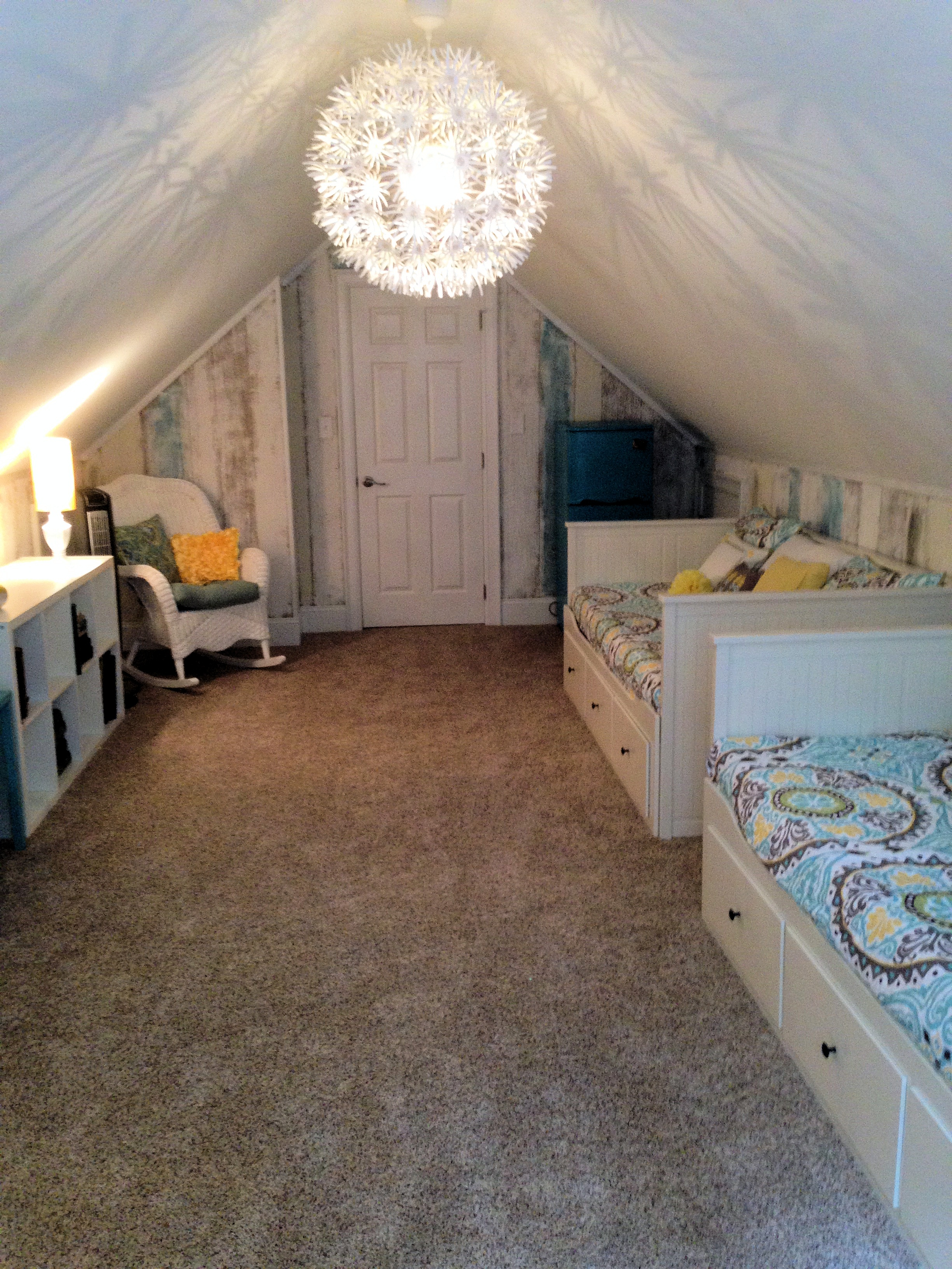 Teenage Loungespacesleepover room  Anchorsrest