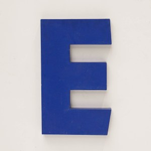 lettre E anciellitude