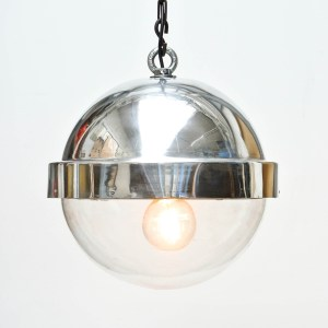 « aluminium ball » lamp anciellitude
