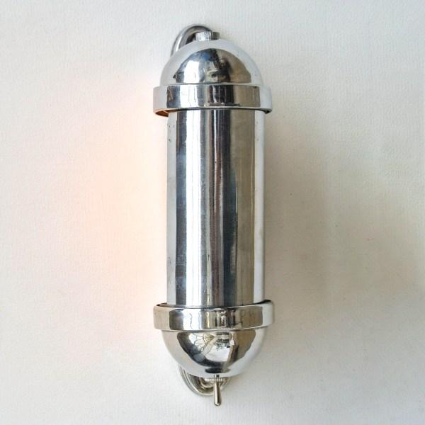 Liseuse cylindrique pivotante ancellitude
