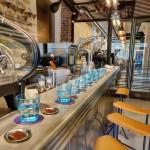 Anciellitude pour le café Alain Ducasse