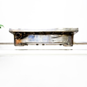 . Double Explosion-Proof Fluorescent Light in Polished Cast Aluminium (XL) anciellitude