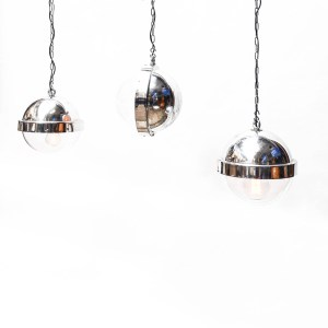 Trio : « Aluminium Ball » Ceiling Lamps anciellitude