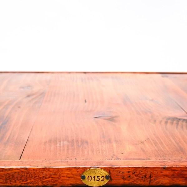 Ancien établi en bois anciellitude