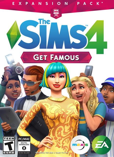 Crack Les Sims 4 - Get Famous (dlc) - YouTube