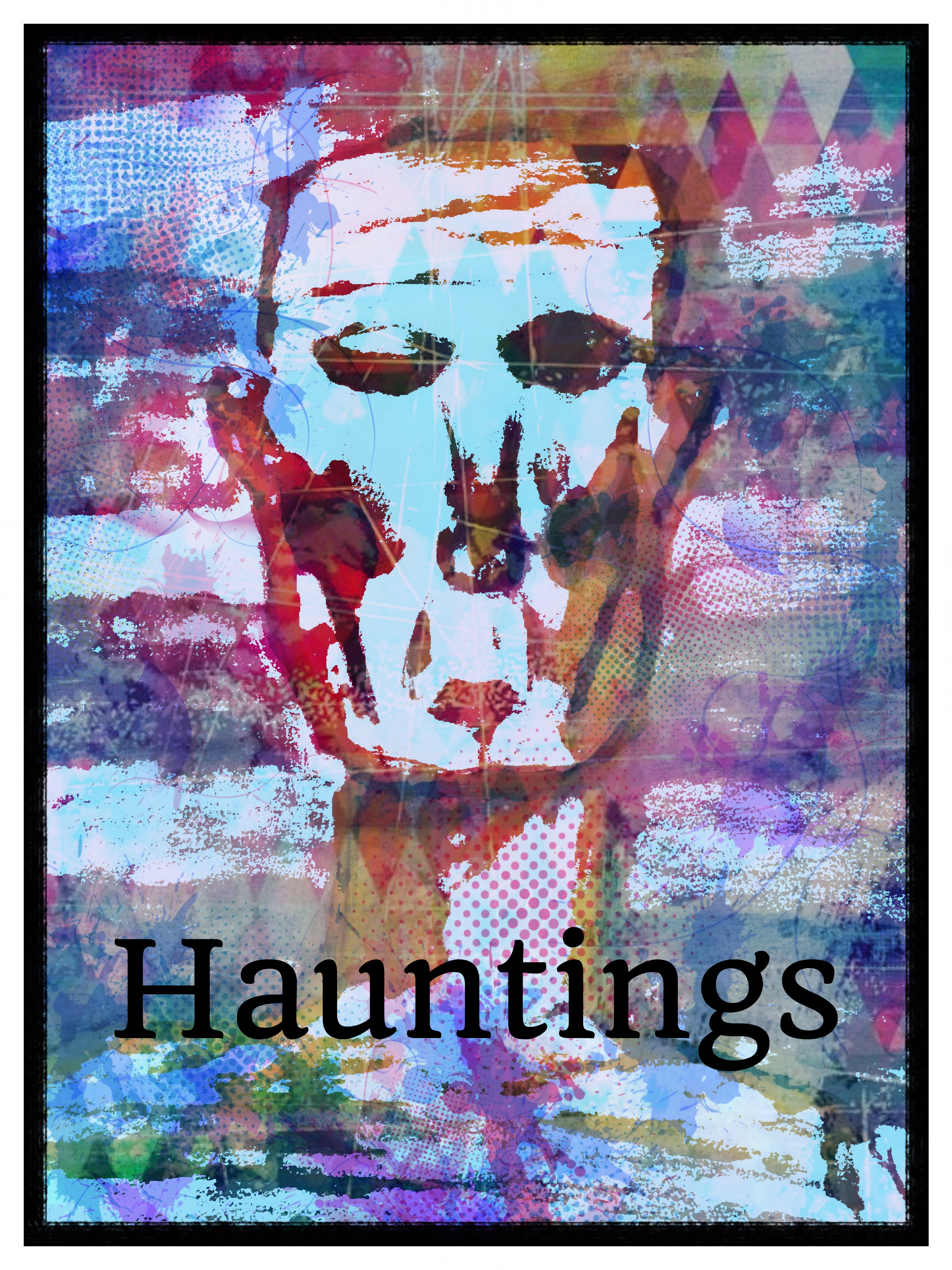 50-Word Story: Hauntings (For Toni & Vern)