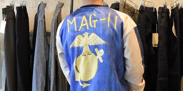 春の主役、インパクトのあるTATAの転写プルオーバー-Print L/S Shirt-