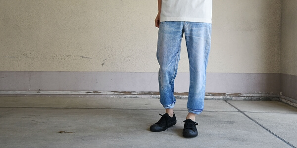 TATAの転写クールマックスクロップドパンツでこの夏を快適に楽しむ-7/10 Print Coolmax Pants-