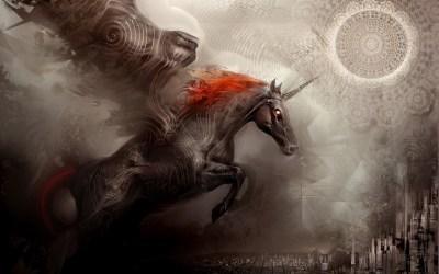 ancient unicorn unicorns study fantasy code