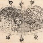Estos son los mapas antiguos raros, utilizados por los exploradores antiguos para viajar por la tierra
