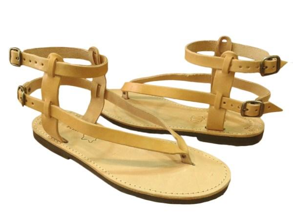 greek handmade leather sandals 12