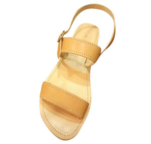 greek handmade leather sandals 307