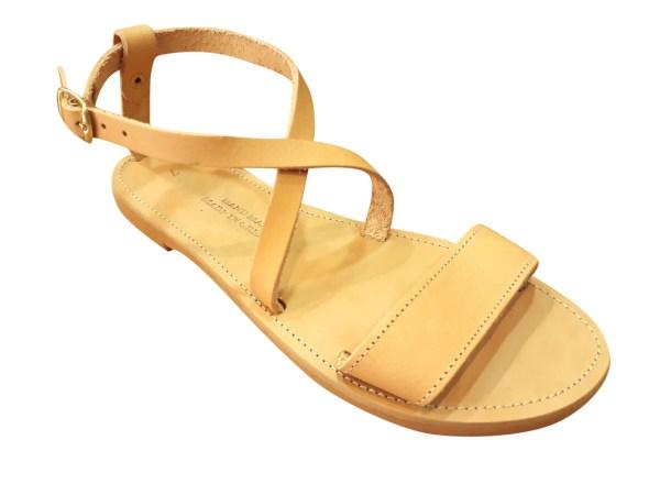 greek handmade leather sandals 326