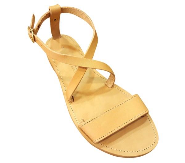 greek handmade leather sandals 327 1