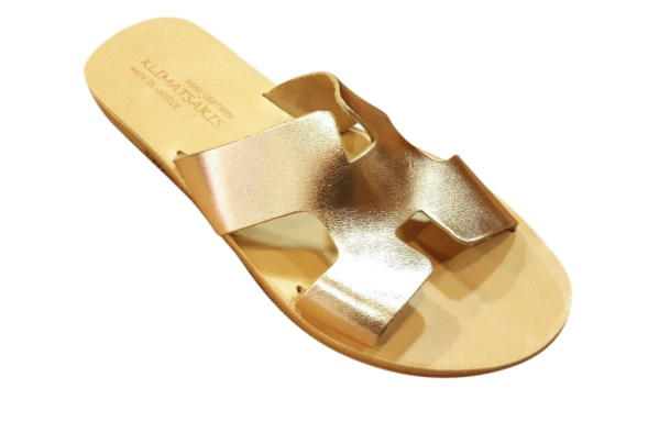 greek handmade leather sandals 359
