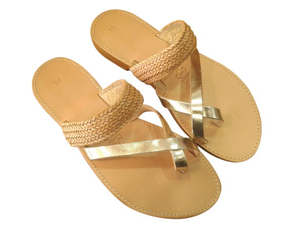 greek handmade leather sandals 66