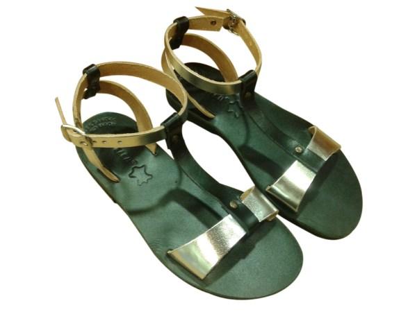 greek handmade leather sandals 106