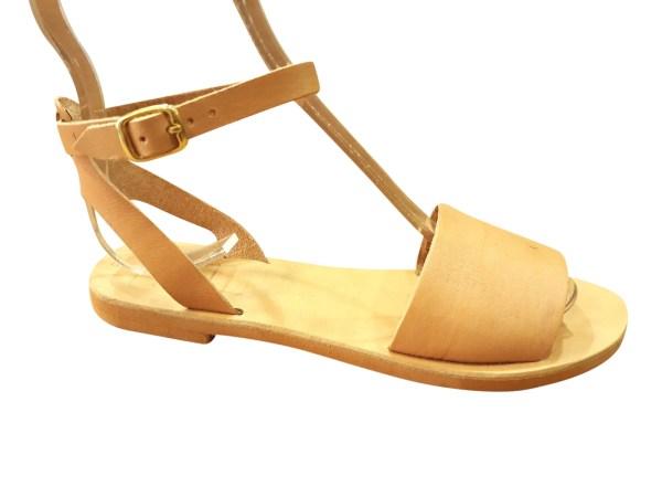 greek handmade leather sandals 338