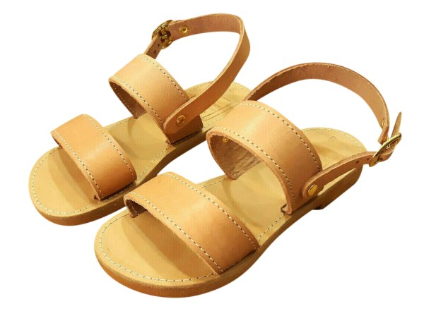 greek handmade leather sandals 383