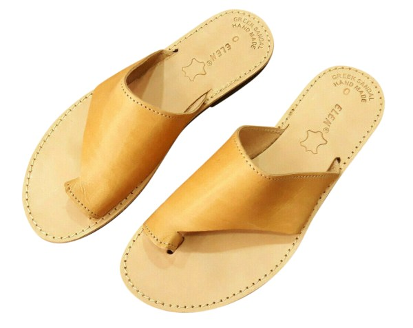 greek handmade leather sandals 411