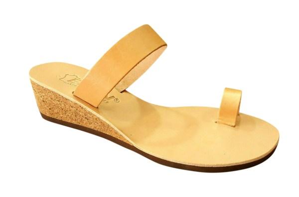 greek handmade leather sandals 414