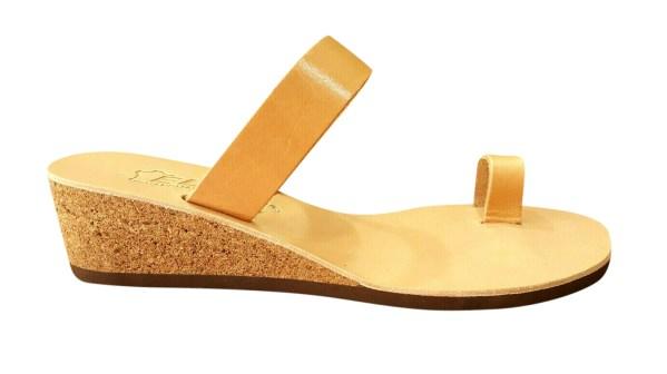 greek handmade leather sandals 415
