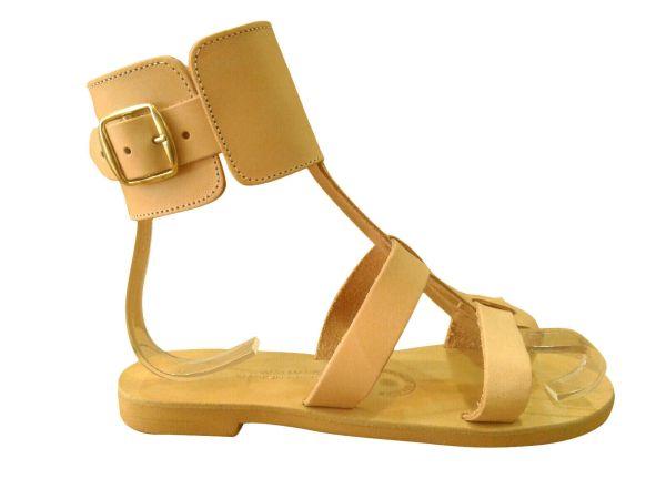 Greek Leather Handmade Sandals - Greece