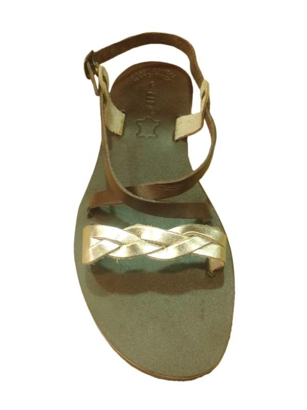 greek handmade leather sandals 139