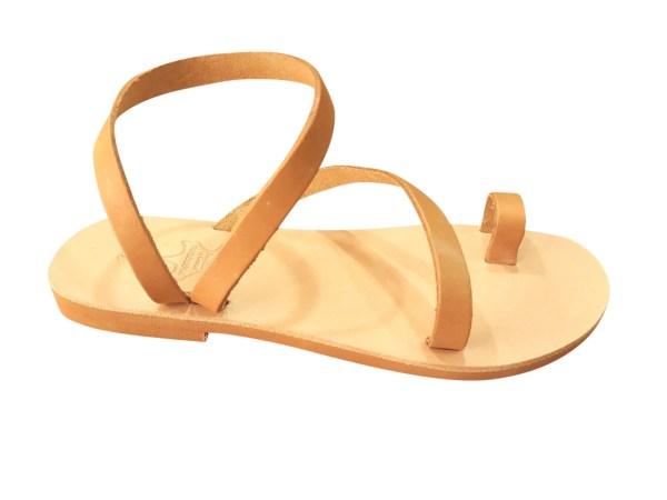 greek handmade leather sandals 206