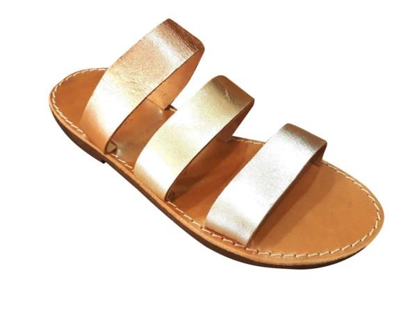 greek handmade leather sandals 222