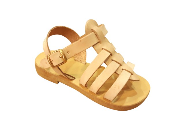 greek handmade leather sandals 226