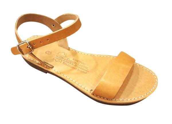 greek handmade leather sandals 250