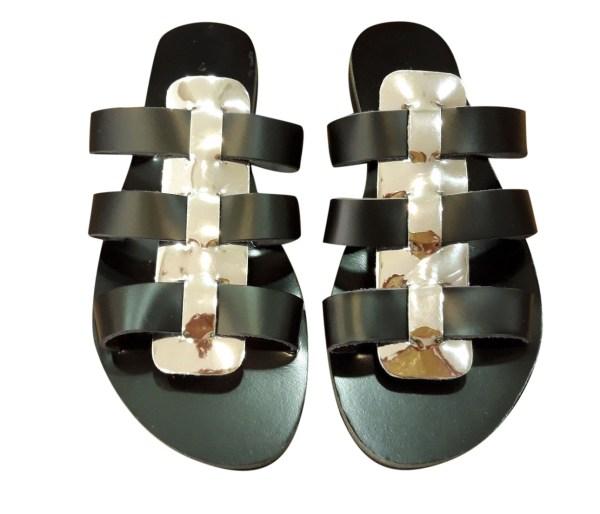 greek handmade leather sandals 324