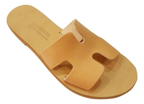 greek handmade leather sandals 435