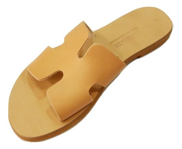 greek handmade leather sandals 436