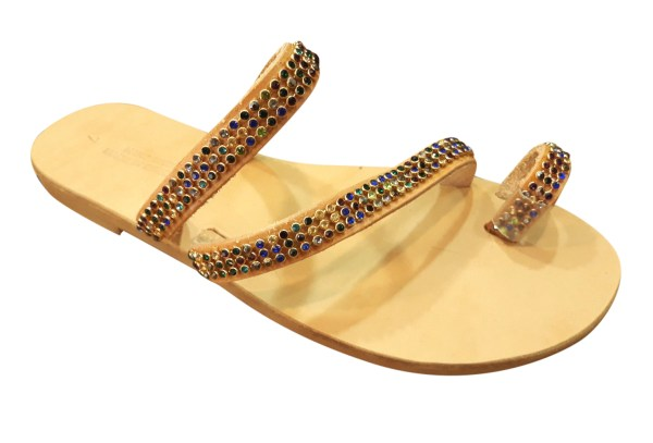 greek handmade leather sandals 309
