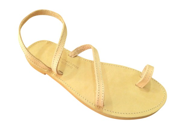 greek handmade leather sandals 313