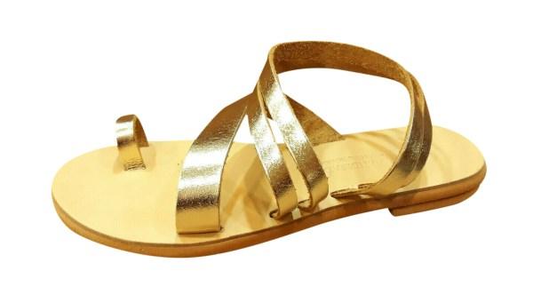 greek handmade leather sandals 377