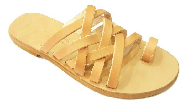 greek handmade leather sandals 440 1