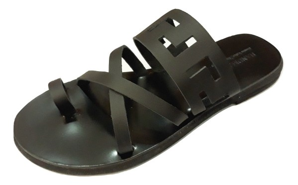 greek handmade leather sandals 454