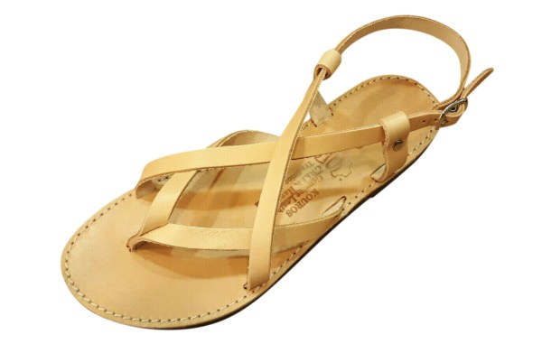greek handmade leather sandals 532