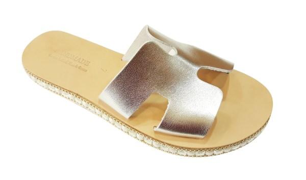 greek handmade leather sandals 535