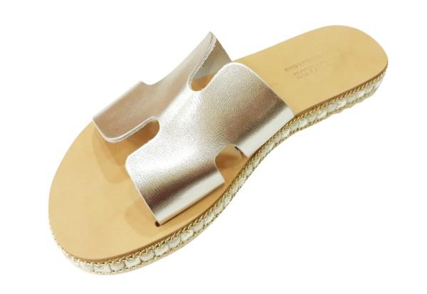 greek handmade leather sandals 536
