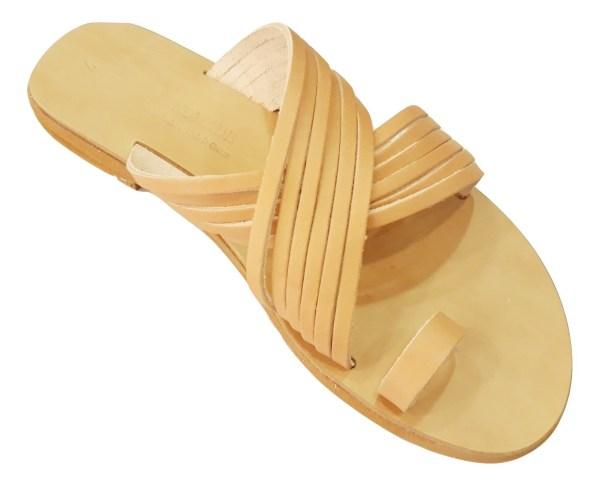 greek handmade leather sandals 544
