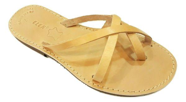 greek handmade leather sandals 597