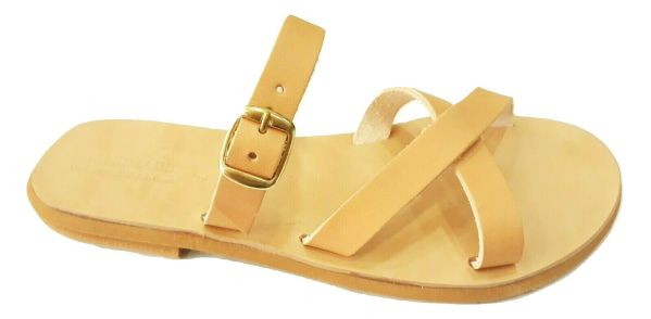 greek handmade leather sandals 654