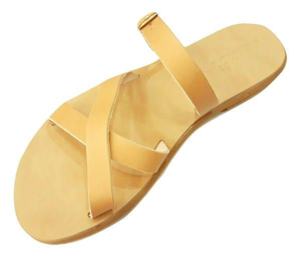 greek handmade leather sandals 656