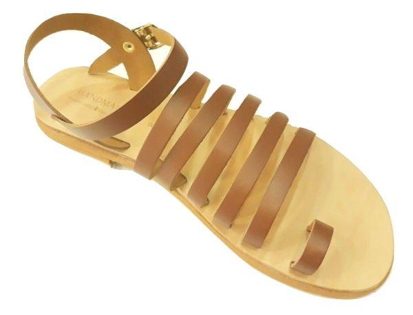 greek handmade leather sandals 682
